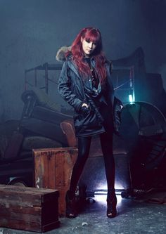 The biggest KPOP fashion store in the world -- kpopcity.net !! Park Bom 2NE1 for Beanpole