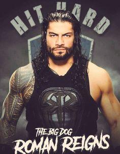 (1) Twitter WWE Roman Reigns