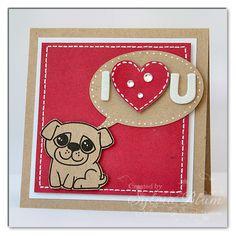 ...{Sylvias Stamping Place}...: Scrapbook Werkstatt Valentine's Day Blog Hop!
