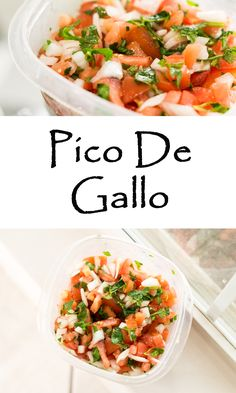 Easy no bake summer meals pinterest meals tasty and tasty food pico de gallo what is pico de gallo in simple terms its mexican forumfinder Choice Image