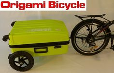 Buy Bicycle Suitcase developed more famous and better built. The pivots, handlebars and edges were made drastically more grounded. Truth be told, a considerable lot of the components of these collapsing bicycles are more grounded than the full measured bikes. @ http://www.origamibicycles.com