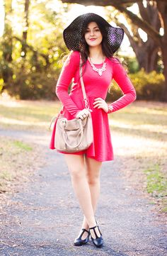 Day + Night Valentine's Day Outfit Ideas | A Walk in the Park