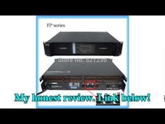 High tech gadgets FP10000Q and FP14000 high power amplifiers powered pa system - Tronnixx in Stock - http://www.amazon.com/dp/B015MQEF2K - http://audio.tronnixx.com/uncategorized/high-tech-gadgets-fp10000q-and-fp14000-high-power-amplifiers-powered-pa-system/