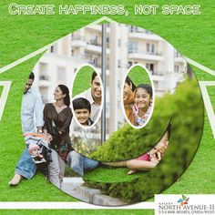 is giving you a space to enjoy the happiness with your loved ones.
