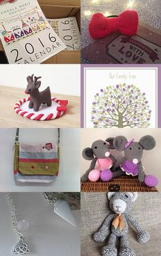 These are a few of my favourite things... by Steffie B on Etsy--Pinned with TreasuryPin.com