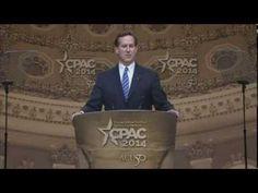 CPAC 2014 - Former U.S. Senator Rick Santorum (R-PA)