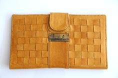 OPULENT Wallet / leather clutch Available in different by BaliELF, $100.00