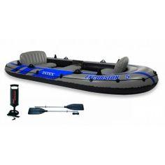 Intex Schlauchboot EXCURSION 5 Set für 5 Personen Intex - 68325- Lieferung März 2014