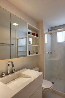 Decoração apartamentos pequenos - Dicas e Soluçoes