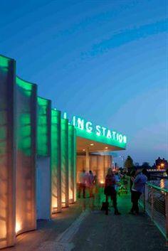 The Filling Station- RIBA 2013 award winner