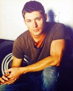 Thank God for men like Jensen Ackles