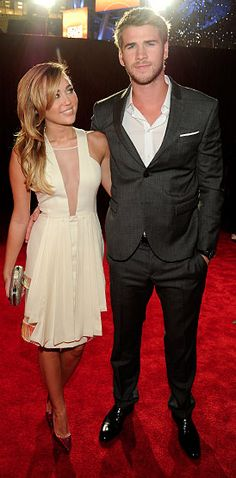 perfect looking couple right here