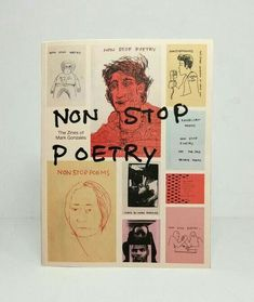 """Published by Printed Matter, """"Non Stop Poetry: The Zines of Mark Gonzales"""" chronicles the skateboard legend's extensive artwork from the over 145 zines he created, starting as far… Japan Design, Mises En Page Design Graphique, Magazin Design, Illustration Art, Illustrations, Buch Design, Arte Sketchbook, Poster Design, Poetry Books"""