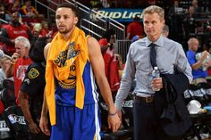 Steve Kerr optimista con la recuperación de Stephen Curry