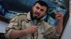 Syria: A top rebel's death casts doubt over Bashar al-Assad's intentions.(December 29th 2015)