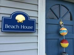 In case MA needs any more gilded shells. Parks In Sydney, Beach House Signs, Led Signs, Make It Yourself, Twitter, Maine, Shells, Design, Home Decor