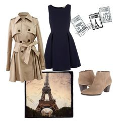 """""""Weekend in Paris"""" by frejajonsson ❤ liked on Polyvore"""