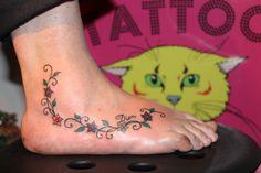 voet tattoo