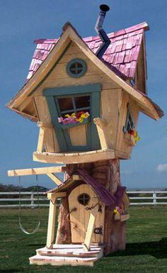 Storybook Tree House