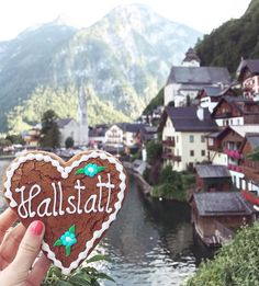 A heartfelt hello from Hallstatt, Austria