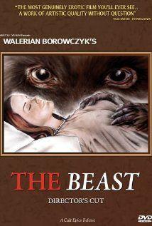 La bête beast poster, beast dvdbi, the beast