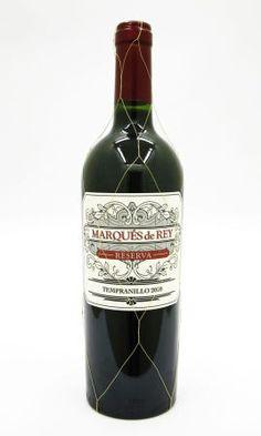 Marques de Rey Reserva http://www.vinmonopolet.no/vareutvalg/rodvin/spania/marques-de-rey-reserva-2008/sku-9838801