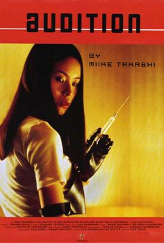 """Audition"" > 1999 > Directed by: Takashi Miike > Horror / Thriller / Sadistic Horror"