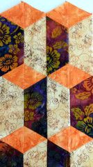 Happy Stash Quilts - Rectangular Prisms