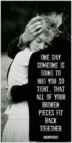 Someday someone....