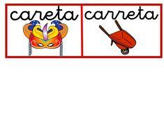Dificultades ortográficas Literacy, Language, Logos, English, Diy, Spanish, Creative Crafts, Crafts, Creativity