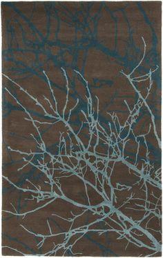 Organic Modern rug from Surya (OMR-1027)