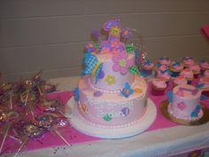 1st Birthday Party- Butterflies n Flowers