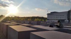Memorial em Berlim lembra vítimas do holocausto