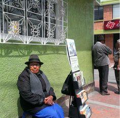 Tulia, nuestra querida hermana de 84 años precursora regular en Samacá, Boyacá, Colombia.