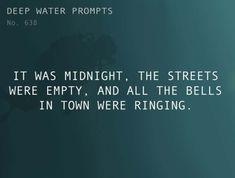 DEEP WATER PROMPTS