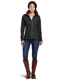 Columbia Women's Switchback II Jacket, Black, Large