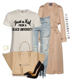 """""""Untitled #1426"""" by visionsbyjo on Polyvore featuring Lanvin, Ross-Simons, Christian Louboutin, women's clothing, women's fashion, women, female, woman, misses and juniors"""