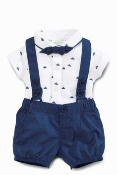Children's leisure clothing sets kids baby boy suit gentleman clothesT shirt +pants+Bow for weddings formal clothing Children's leisure clothing sets kids baby boy suit gentleman clothesT – eosegal Baby Outfits, Sailor Outfits, Newborn Outfits, Short Outfits, Kids Outfits, Baby Boy Suit, Baby Boy Dress, Newborn Boy Clothes, Baby Boy Newborn