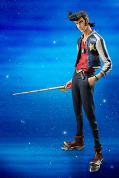 Space Dandy figurine I want this so much!!!