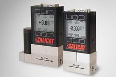 High Pressure Mass Flow Controllers and Mass Flow Meters