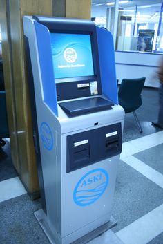 Consumers are now able to purchase water with their credit/debit cards 24/7