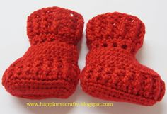http://happinesscrafty.blogspot.gr/2014/02/baby-booties-free-pattern-newborn-to-12.html