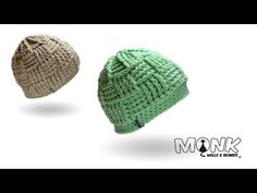 Gorro Boina Slouchy Adulto Ganchillo, Crochet Slouchy Beret 1 de 2 DIY - YouTube