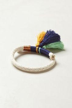 fanned botanique bracelet