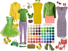 """True Spring - Experimenting"" by lizzycb on Polyvore"