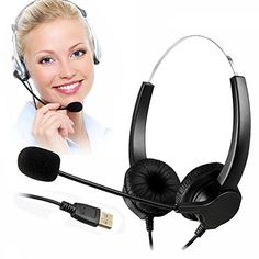 14 Best Call Center Telephone Headset With Mic Images Headphone With Mic Call Center Headset