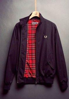 How Should A Harrington Jacket Fit?