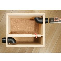 ❧ Planer Dust Collection Stand - by captferd @ LumberJocks.com ~ woodworking community