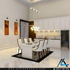 Berikut adalah desain interior ruang makan klasik modern request dari klien kami yaitu Bapak Irsyad yang berlokasi di Lampung. #rumahklasik #desainrumahklasik #rumahklasikmodern #desainrumah #klasikmodern #rumahmewah #desainrumahmewah #designrumahklasikmodern #designrumah #homedesign #interiorrumahklasikmodern #interiorruangtamu #interior #dekorasirumah #idedesainrumah #idedekorasirumah #interiorklasik #furnitureklasik #furniturklasik #rumahklasikmodernmewah #desainklasikmodern #klasik #lunch
