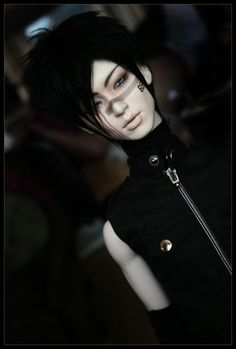 Wow... Minimees are so realistic. Ball Jointed Doll (BJD)